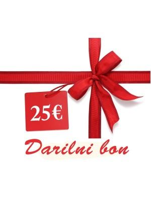 DARILNI BON 25€