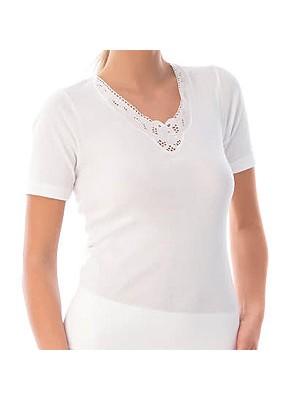 Ženska spodnja majica 700-770 Galeb kr. rokav