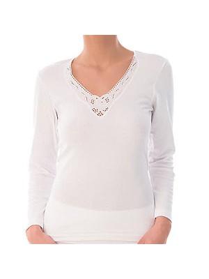 Ženska spodnja majica 700-790 Galeb dolg rokav
